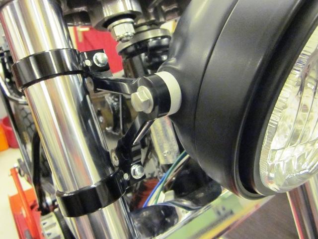 osan motorrad scheinwerferhalter gabeln universal 35mm. Black Bedroom Furniture Sets. Home Design Ideas